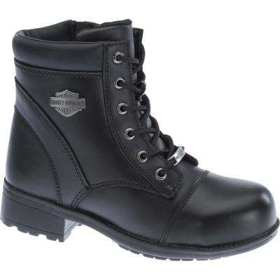 Raine Women's Steel Toe Boot