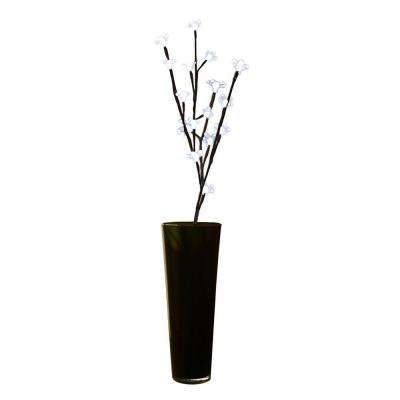 27.5 in. Black LED Branch