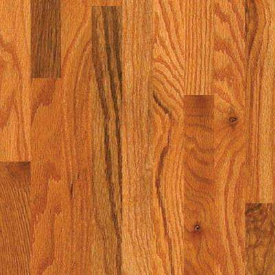 Golden Opportunity Butterscotch 3/4 in. Thick x 3-1/4 in. Wide x Random Length Solid Hardwood Flooring (27 sq. ft./case)