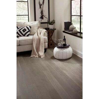 Take Home Sample - Glenwood Engineered Waterproof Hardwood Flooring - 5 in. Width x 6 in. Length