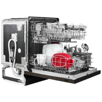 black stainless steel energy star dishwashers appliances the rh homedepot com