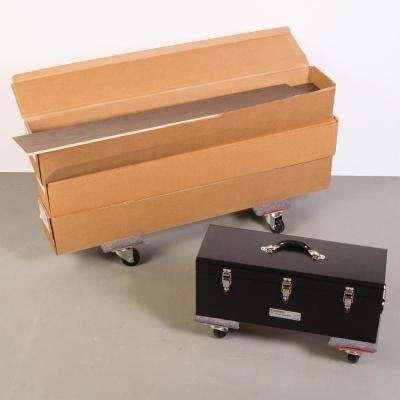 Heavy-Duty 1,000 lb. Capacity Cargo Dollies (2-Pack)