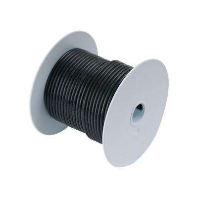 100 ft. 14 AWG Primary Wire Spool, Black (Case of 5)