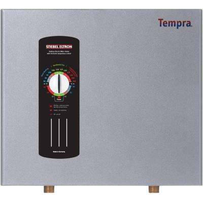 Tempra 24 Self-Modulating 24 kW 4.68 GPM Electric Tankless Water Heater