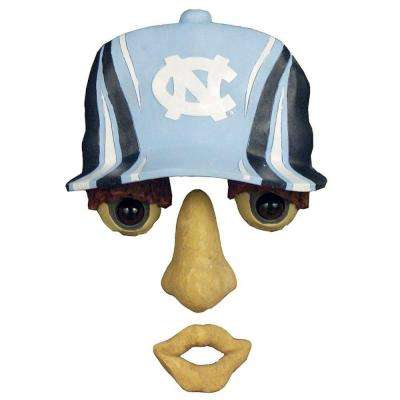 14 in. x 7 in. Forest Face University of North Carolina