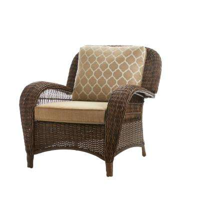 Beige Tan Weather Resistant Patio Conversation Sets