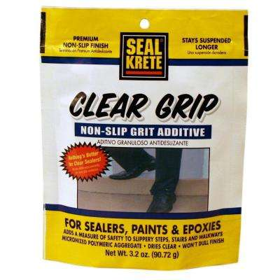 3.2 oz. Clear Grip - Anti-Skid Additive