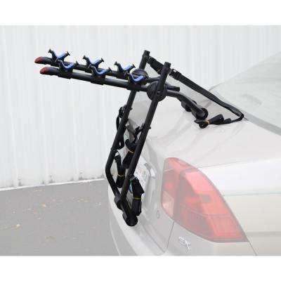 90 lbs. Capacity Chase 3-Bike Rack Trunk Mount Bike Rack