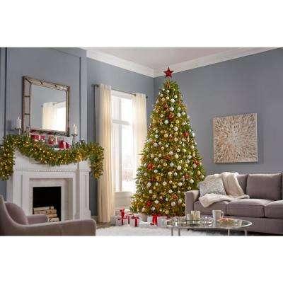 7 5 Ft Pre Lit Christmas Trees Artificial Christmas