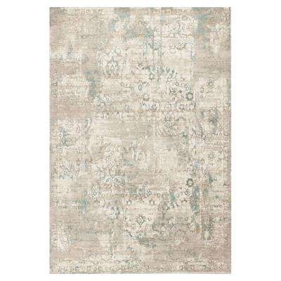 Maxwell Ivory 3 ft. 3 in. x 4 ft. 7 in. Area Rug