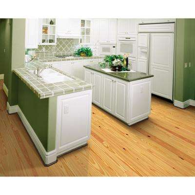 Antiqued Natural Pine 3/4 in. Thick x 5-1/8 in. Wide x Random Length Solid Hardwood Flooring (23.3 sq. ft. / case)