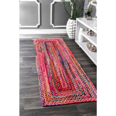 Tammara Multi 3 ft. x 12 ft. Runner Rug