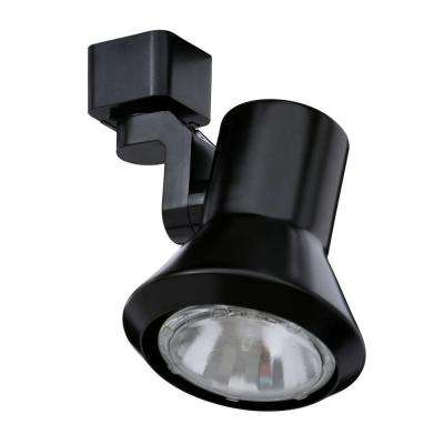 50-Watt Flare Black Track Lighting