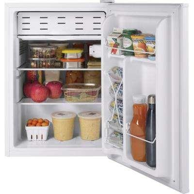 2.7 cu. ft. Mini Refrigerator in White