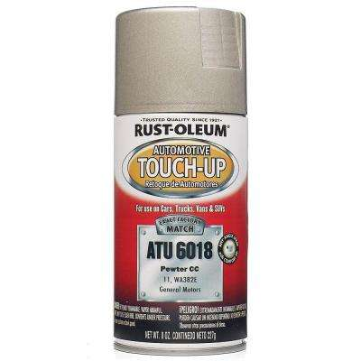 8 oz. Pewter Auto Touch-Up Spray (Case of 6)