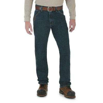 Men's Dark Tint Advanced Comfort 5 Pocket Jean