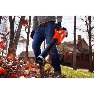 145 MPH 550 CFM Variable-Speed Turbo 58-Volt Brushless Lithium-Ion Cordless Battery Leaf Blower (Tool Only)