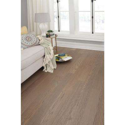 Take Home Sample - Banff Engineered Waterproof Hardwood Flooring - 5 in. Width x 6 in. Length