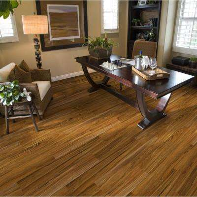 Rosewood 6 in. x 36 in. Luxury Vinyl Plank Flooring (24 sq. ft. / case)