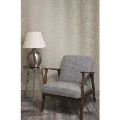 Waukegan Bronze Mia Ombre Wallpaper Sample
