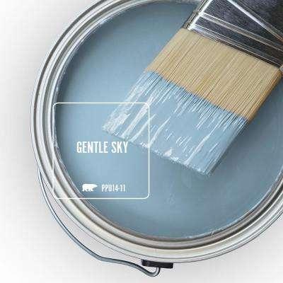 Gentle Sky Paint Colors Paint The Home Depot