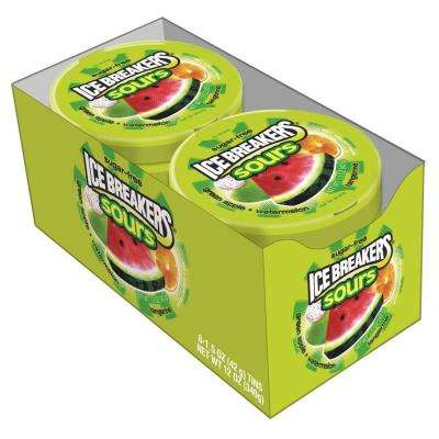 Sours Fruit Tin 1.5 oz. (8-Pack)