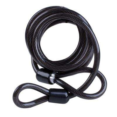 SL 8.18 Looped Spiral Cable Bike Lock