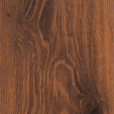 Santa Cruz Walnut 10 mm Thick x 10-5/6 in. Wide x 50-5/8 in. Length Laminate Flooring (26.65 sq. ft. / case)