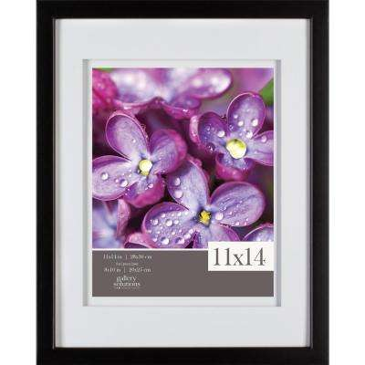 8 in. x 10 in. Matted Picture Frame