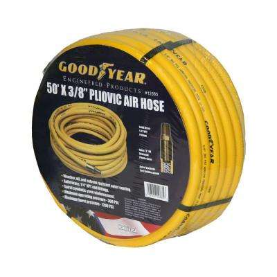 50 ft. x 3/8 in. Air Hose, Yellow