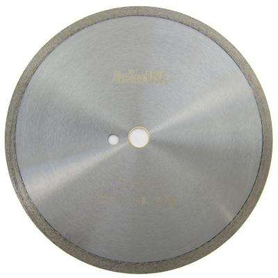 12 in. Continuous Rim Diamond Blade for Tile Cutting