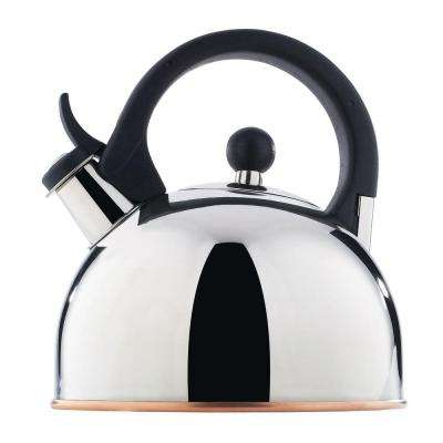 1.5 qt. Tea Kettle in Polished Stainless Steel