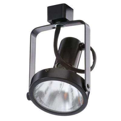 PAR30 Basic Gimbal Black Track Lighting Head