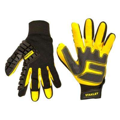 Men's Goatskin Hammer Guard Gloves