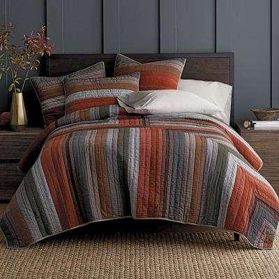 Harper Yarn-Dyed Quilt