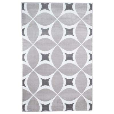 Jane Gray 8 ft. x 10 ft. Area Rug