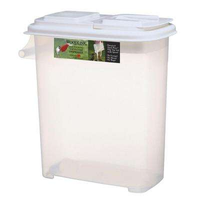 32 Quart Dual-Pour Seed Container