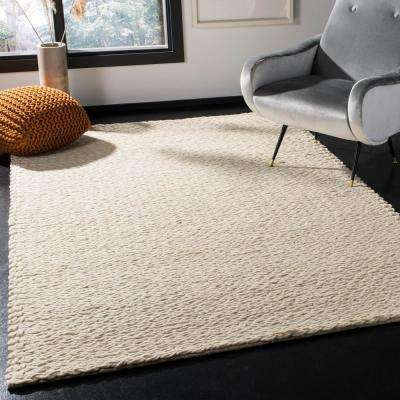 Natura Ivory 8 ft. x 10 ft. Area Rug