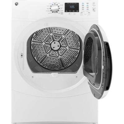 7.5 cu. ft. 120-Volt White Stackable Gas Vented Dryer, ENERGY STAR