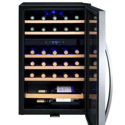29-Bottle Dual Zone Wine Refrigerator