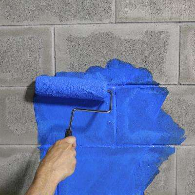 Blue Max 5 Gal. Basement Waterproofing Sealer Regular Grade
