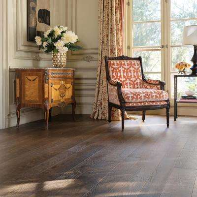 French Oak Crystal Cove 3/8 in. T x 4 in. and 6 in. W x Vary L Engineered Click Hardwood Flooring (19.84 sq. ft./case)