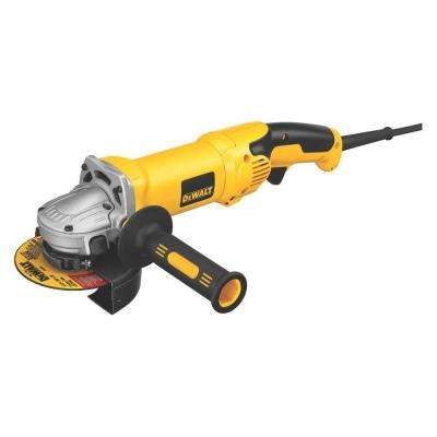 120-Volt 5 in./6 in. High Performance Grinder with No-Lock On Trigger Grip