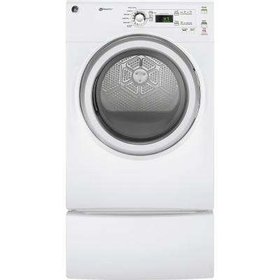 7.0 cu. ft. 120-Volt White Stackable Gas Vented Dryer, ENERGY STAR