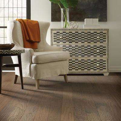 Canyon Hickory Fawn 3/8 in. T x 5 in. W x Varying Length Engineered Hardwood Flooring (23.66 sq. ft. /case)