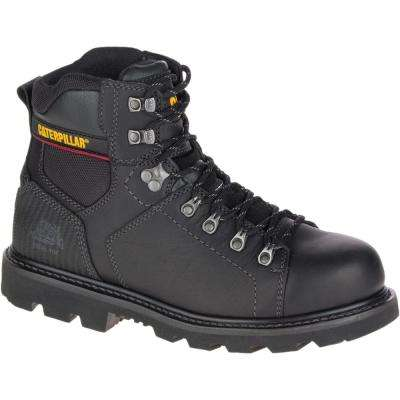 Alaska 2.0 Men's Black Steel Toe Work Boots