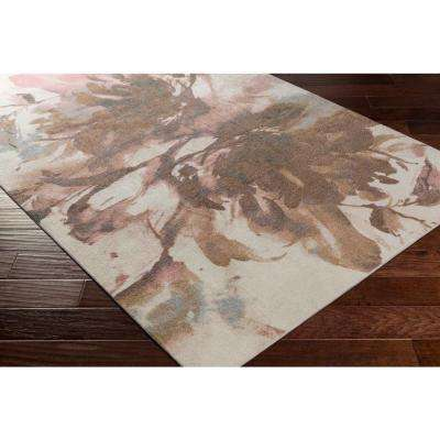 Madeline Rosey Blush Pink 8 ft. x 10 ft. Indoor Area Rug