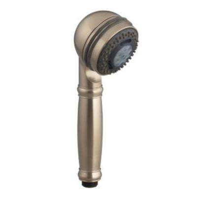 MasterShower 3-Way Invigorating Hand Shower in Vibrant Brushed Bronze-DISCONTINUED