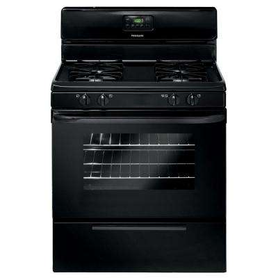 4.2 cu. ft. Gas Range in Stainless Steel