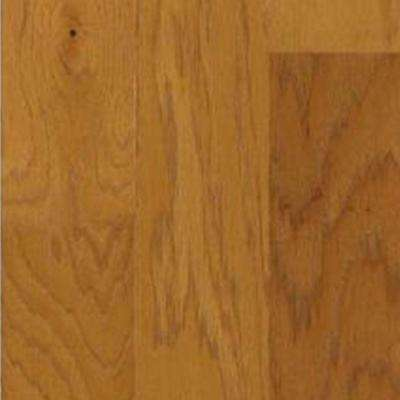 Take Home Sample - Appling Caramel Hickory Engineered Hardwood Flooring - 5 in. x 7 in.